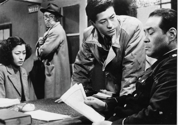 本作に登場する珠玉の独立プロ作品たち<一部>『暴力の街』(1950年/監督:山本薩夫/出演:志村