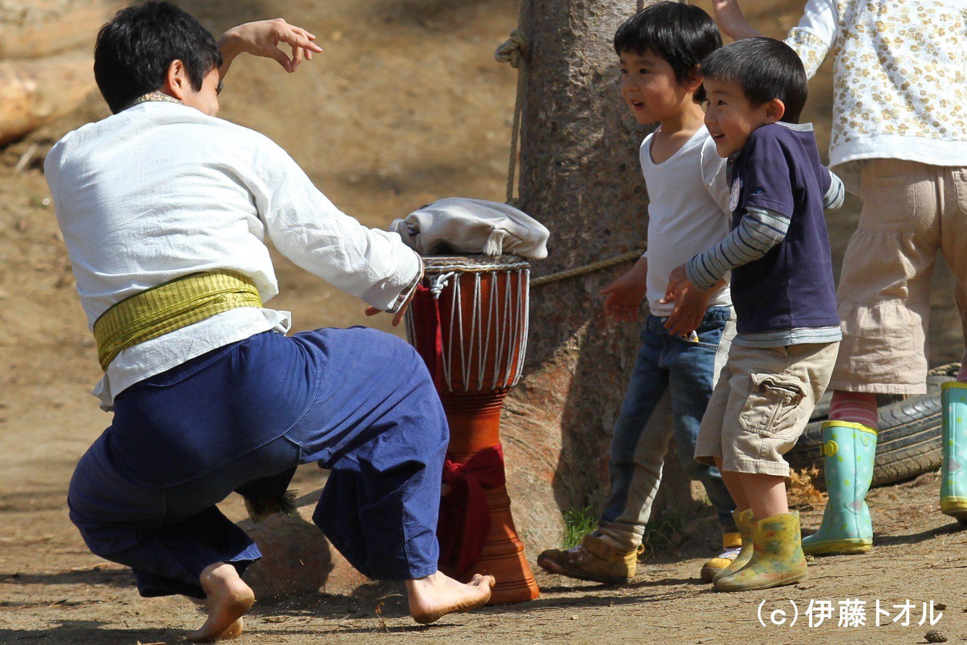 ダンスを通じて子どもの元気を取り戻すサポートをしたい