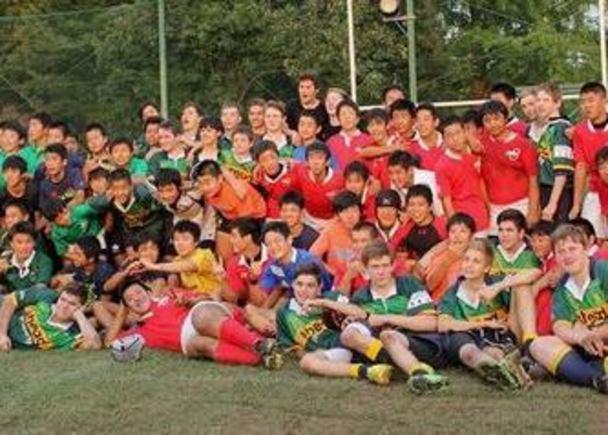 2016年 杉並・世田谷・練馬 3スクール合同 小学生オーストラリアラグビー遠征&ホームステイプロジェクト