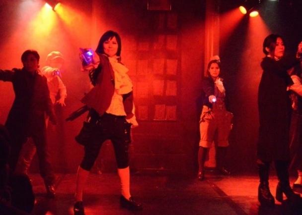 月蝕歌劇団2017年3月連続公演「パノラマ島綺譚」、「寺山修司―過激なる疾走―」公演を応援しよう!