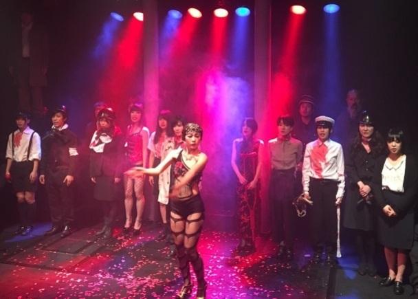 月蝕歌劇団 2017年5月末連続公演「天正少年使節」、「魔王マクベス」公演を応援しよう!