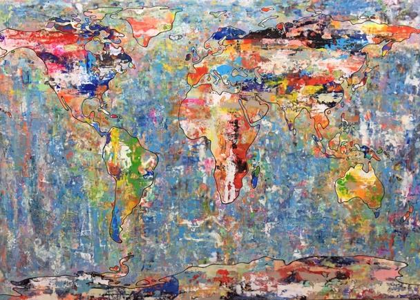 「アートの本場、ニューヨーク中がAki Sakamotoの虜になる」話