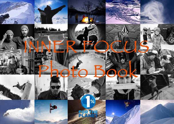 写真家・遠藤励 ボードカルチャーと雪山の感動を伝える18年間の作品集プロジェクト!
