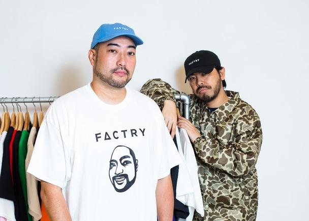 限定Tシャツでカルチャー支援!「ファクトリー」で挑戦する新しいファッションプラットフォーム