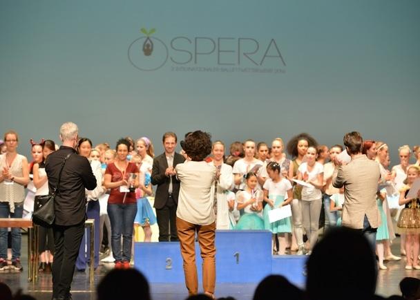第3回インターナショナルバレエコンクールSPERA2017を開催したい!