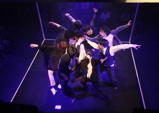 関西発世にも奇妙なエンターテイメント! 劇団壱劇屋 東名阪ツアー「SQUARE AREA」製作支援プロジェクト