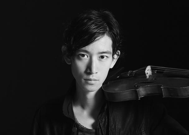 変拍子の貴公子!バイオリニストTSUMUZIが挑む全曲5拍子のカバーアルバム!!