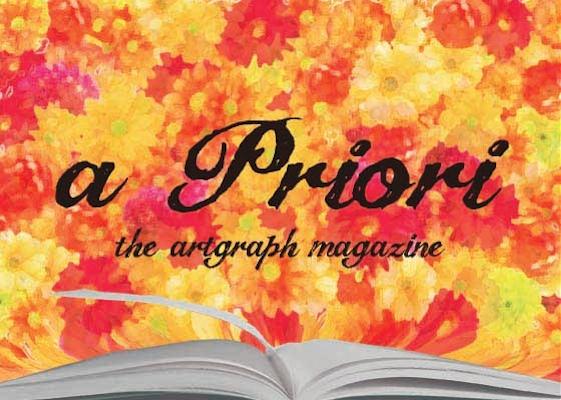 ビジュアルアートに特化した最新フリーアートマガジン「a・priori」創刊に向けて!