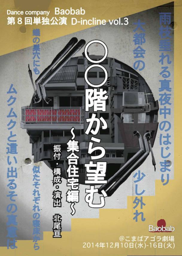 ○○階から望む 〜集合住宅編〜