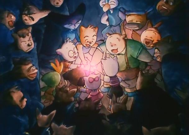 劇場アニメ『ちびねこトムの大冒険 地球を救え!なかまたち』35mmデジタルリマスター制作支援メンバー募集