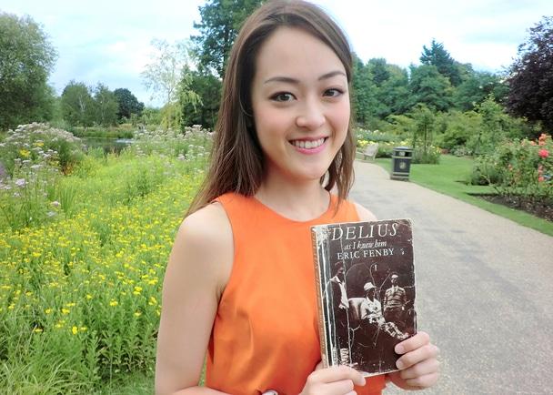 英国の作曲家ディーリアスの晩年を描いた伝記の日本初の翻訳出版&ヴァイオリン・ソナタ全曲演奏会を成功させたい!