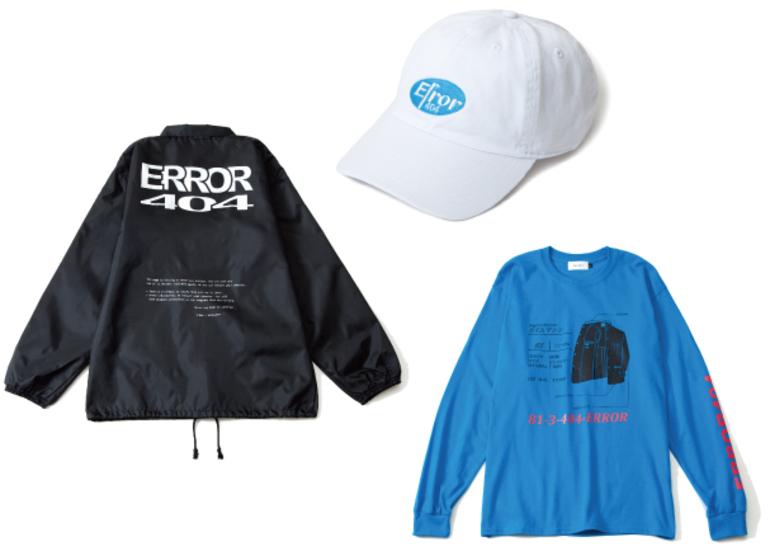 ERROR404 x FACTRY