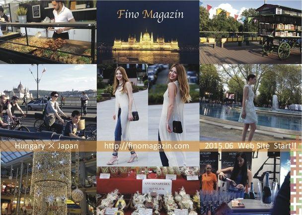 フィノマガジン-ハンガリー発WEBマガジンのハンガリー語翻訳ページ&PR&ショップページの制作費の一部を調達したい