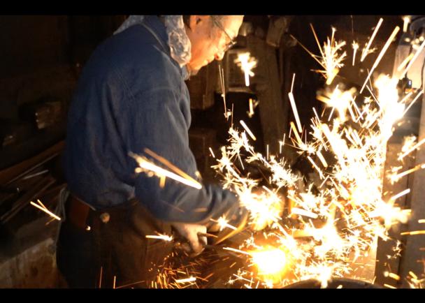 日本の鍛冶屋、ドキュメンタリー映画『the Blacksmith』の制作をご支援ください!
