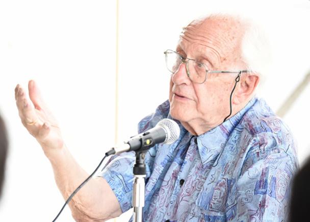 「平和学の父」ヨハン・ガルトゥング博士が緊急再来日!日本の、世界の平和のために!