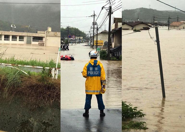 西日本豪雨災害の被災者やボランティアの方々に、安心できる無料の宿泊を。「日本ゲストハウス協力隊」