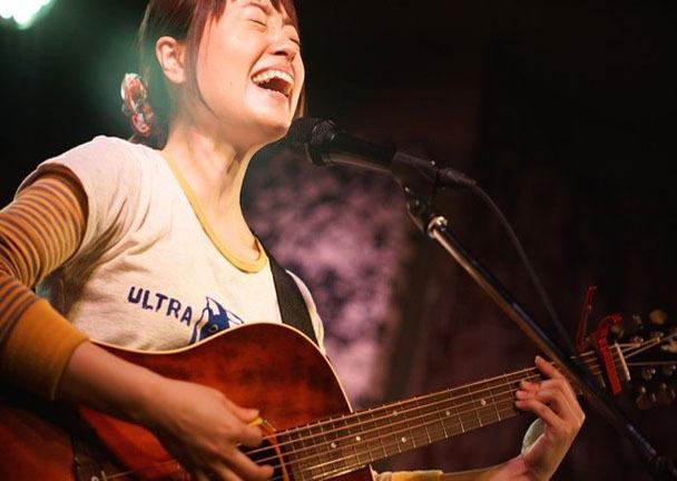 山根万理奈ニューアルバム「歌ってhappy!」リリース決定!webや雑誌に万理奈をバンバン出したい!!