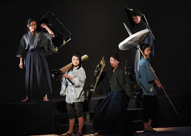 高校生たちによる、舞台「はやぶさものがたり~宙(そら)翔けた軌跡~」応援プロジェクト