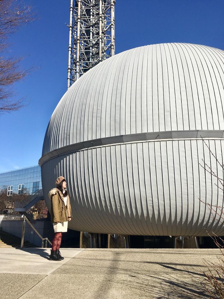 多摩六都科学館 プラネタリウムドーム