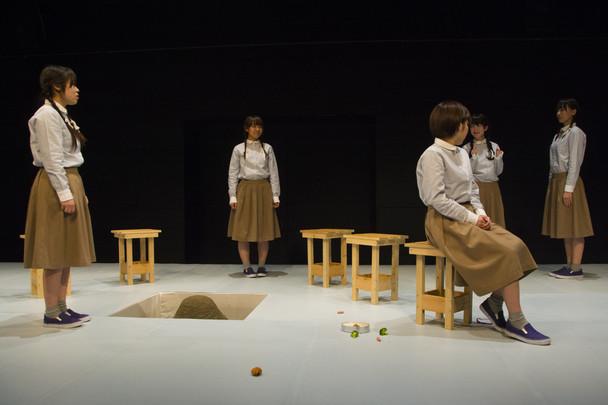 『SとNの間の香り(初演)』舞台写真