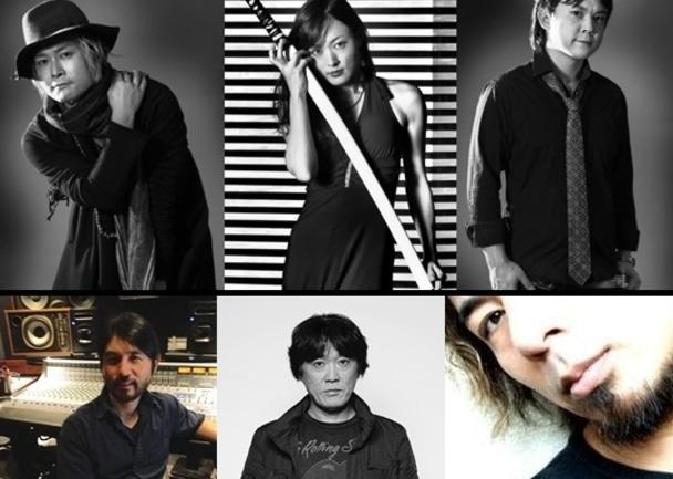 3人のトップクリエイター達とコラボ!海外も注目のバンドKAO=Sの世界照準アルバム&MV制作プロジェクト!