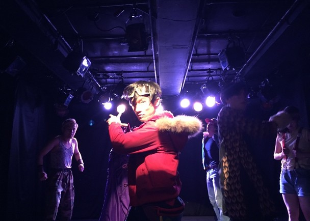 三十八回目、満を持しての東京上陸公演。劇想からまわりえっちゃんスタートダッシュプロジェクト