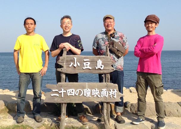 小豆島レコーディング「浜辺の歌プロジェクト」第一弾カルマン編