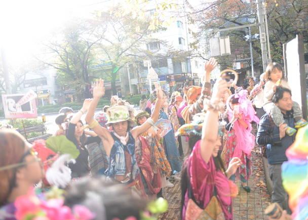 美しい国立のストリートをアートとファッションで彩る!「くにたちPARADE 2016」開催!!