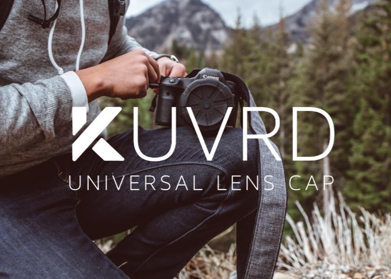全てのデジタル一眼レフカメラユーザーに - メーカーや口径、種類を選ばずにレンズを保護できるユニ