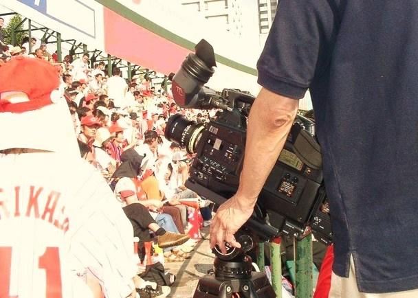 広島カープファンや広島市民球場を描く幻の映画企画『愛が降る球場物語』の小説を出版したい!