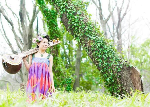シタールの歌姫ミナクマリ・ミュージックビデオ制作プロジェクト