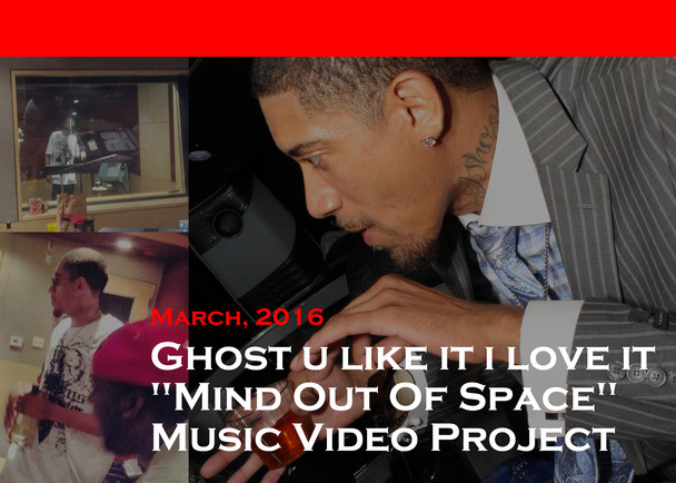 "Ghost u like it i love it ""Mind Out Of Space"" MV Project"