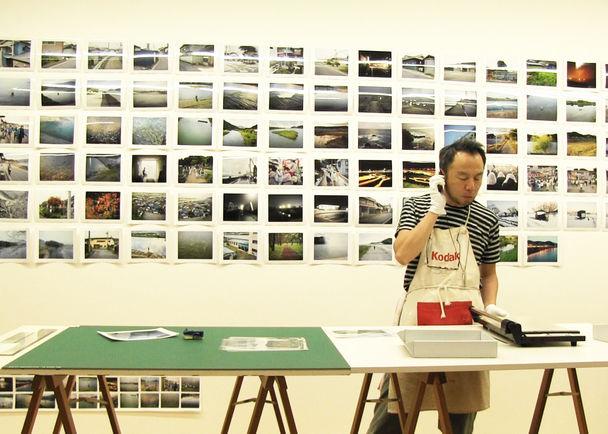 写真家・畠山直哉の素顔に迫るドキュメンタリー映画「未来をなぞる 写真家・畠山直哉」