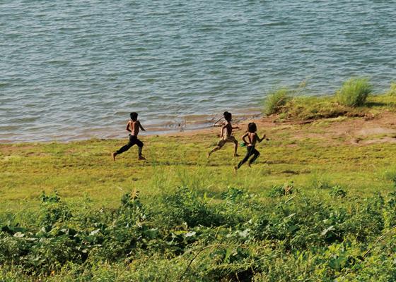 地雷原を綿畑にするプロジェクト カンボジアの地雷被害者が暮らせる小屋と作業所をつくりたい