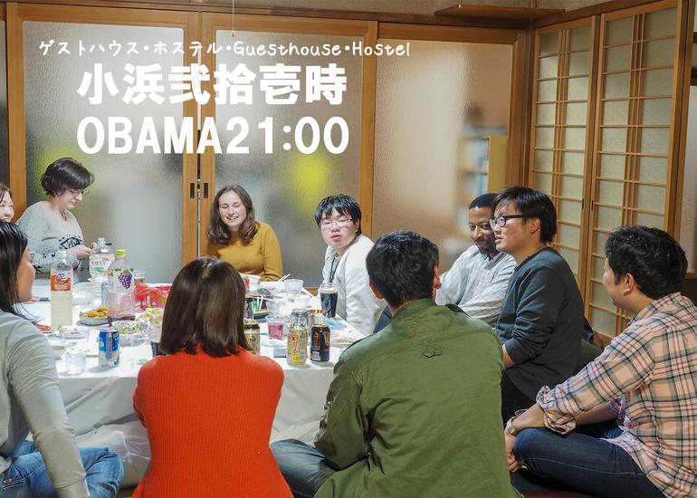 福井県小浜市で初のゲストハウス!築60年の町家を改修し インバウンド観光拠点となる「小浜弐拾壱時 」を作る