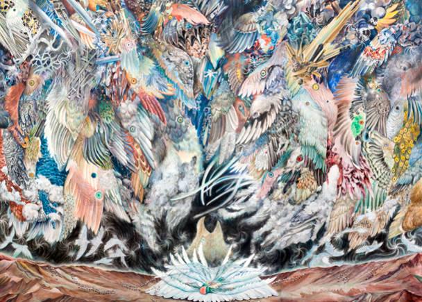 美術家・大小島 真木/特製ブック制作プロジェクト《鳥よ、僕の骨で大地の歌を鳴らして。》