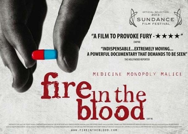 ドキュメンタリー映画『fire in the blood』(薬は誰のものか)日本語版製作
