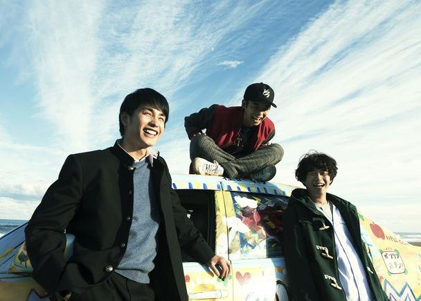 世界が注目する新鋭監督・廣原暁×若手実力派役者 映画「ポンチョに夜明けの風はらませて」