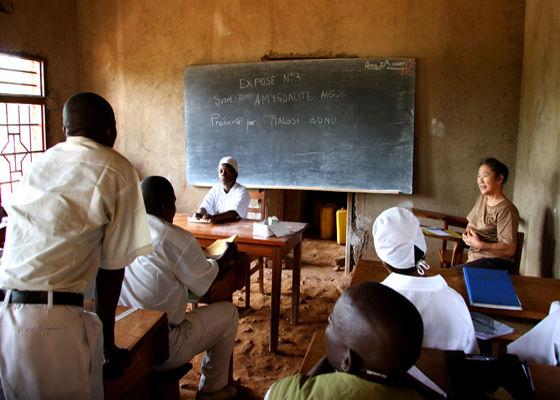 PRAY FOR CONGO 世界最悪の紛争地域で医療普及活動を行っている石田勝子さんに支援を!