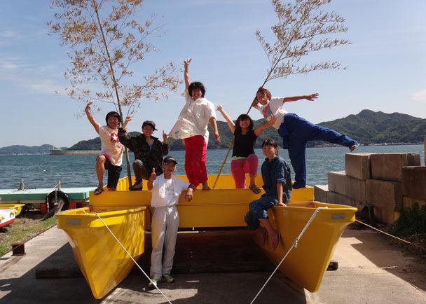 RAINBOW JAPAN3〜日本列島に未来へ号でメッセージを描くプロジェクト〜Phase2 「未来へ丸」を運行させよう!!