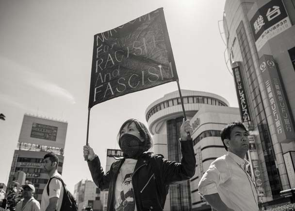 排外主義の人種差別デモに立ち向かった人たちのドキュメンタリー「レイシスト・カウンター」公開配給宣伝費用、字幕作成費用