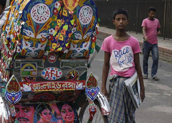 前代未聞!世界初!バングラデシュ・ダッカで開催する、貧困からの脱却イベント「リキシャ・フィエスタ」と、それを舞台にした映画『もうプアーとは言わせない』製作のご支援を!