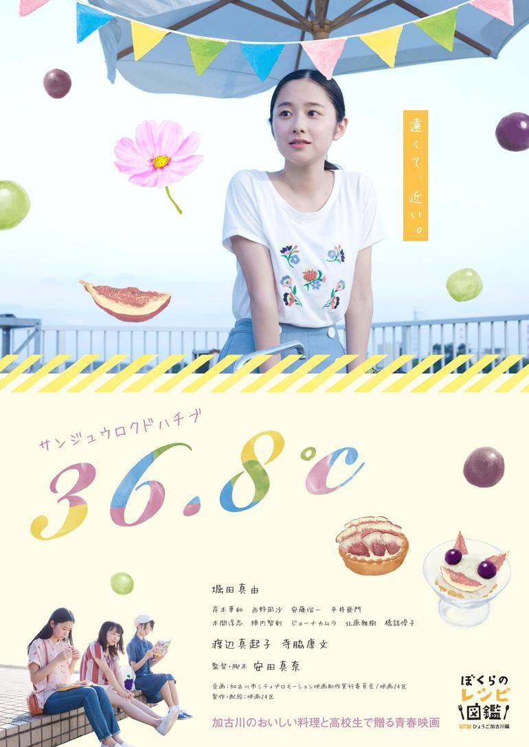 映画『36.8℃サンジュウロクドハチブ』公式ホームページ