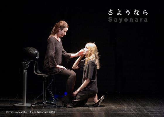長編映画「さようなら」製作プロジェクト!平田オリザ×石黒浩研究室によるアンドロイド演劇を映画化!