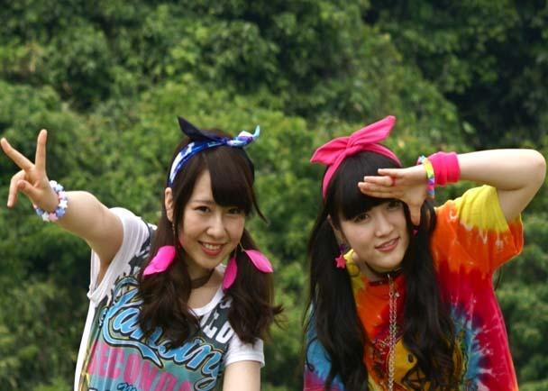 元アイドルの村山しほりがプロデュースする「アップルバスター」を応援してください!