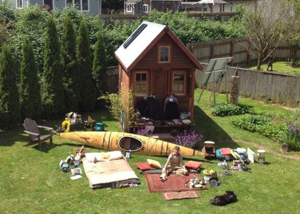 ロードムービー「シンプライフ・小さな家と大きな暮らし」の製作・公開を応援してください!