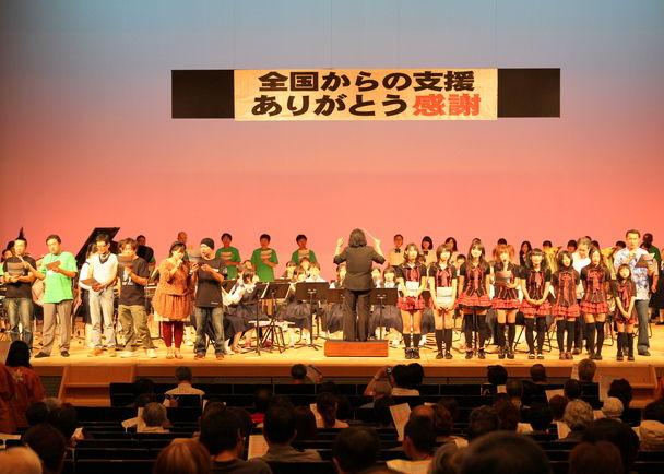 東北復興応援コンサート ~音楽を通じて東北を盛り上げる活動を続ける4組の演奏者によるライブへのご支援を!~