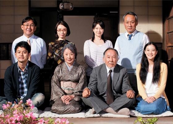 3.11以降の家族を描く。山田洋次監督作品「東京家族」の被災地特別上映