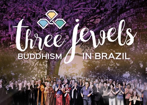 21世紀ブラジルで花開く仏教《記録映画三部作》ブラジル仏教