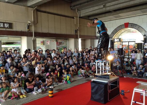 全国からトップレベルの大道芸人11組が大集合!平成27年9月6日に宇治で大道芸コンテストを開催!